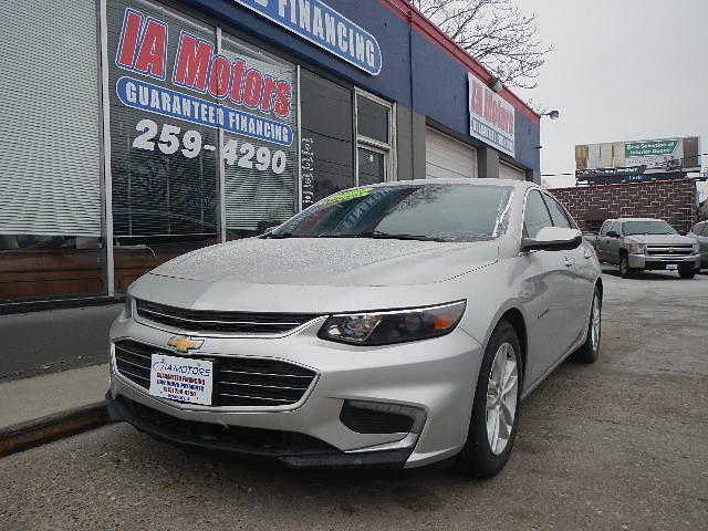 2016 Chevrolet Malibu  - IA Motors