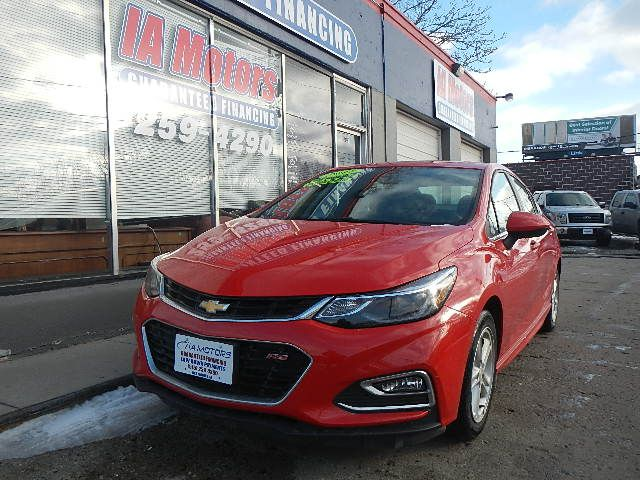 2017 Chevrolet Cruze  - IA Motors