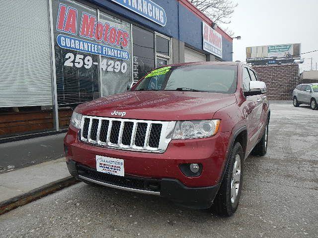 2012 Jeep Grand Cherokee  - IA Motors