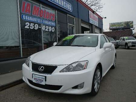 2008 Lexus IS 250 250 AWD for Sale  - 10887  - IA Motors