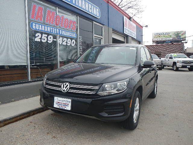 2013 Volkswagen Tiguan  - IA Motors