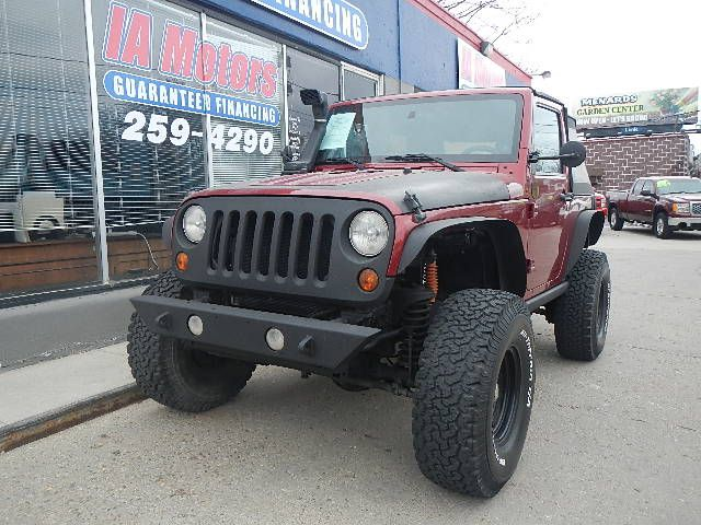 2013 Jeep Wrangler  - IA Motors