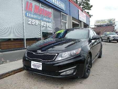 2013 Kia Optima SX for Sale  - 10931  - IA Motors