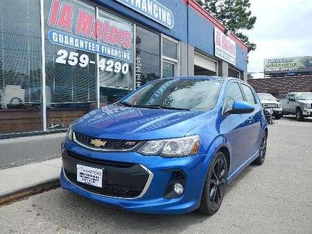 2017 Chevrolet Sonic PREMIER for Sale  - 10930  - IA Motors