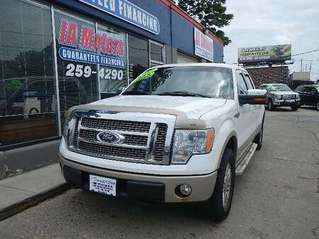 2010 Ford F-150 KING RANCH SuperCrew for Sale  - 10929  - IA Motors