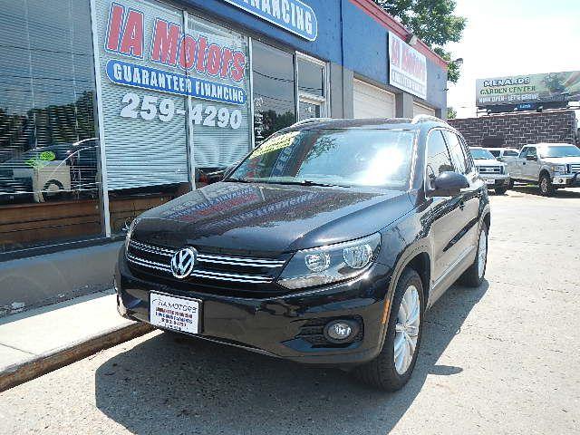 2012 Volkswagen Tiguan  - IA Motors