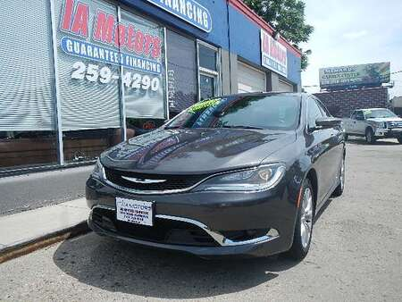 2015 Chrysler 200 C for Sale  - 10948  - IA Motors