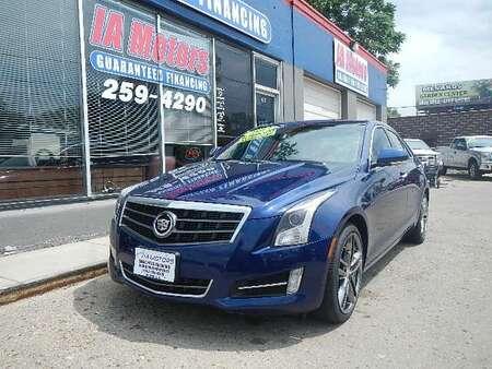 2013 Cadillac ATS PREMIUM AWD for Sale  - 10951  - IA Motors