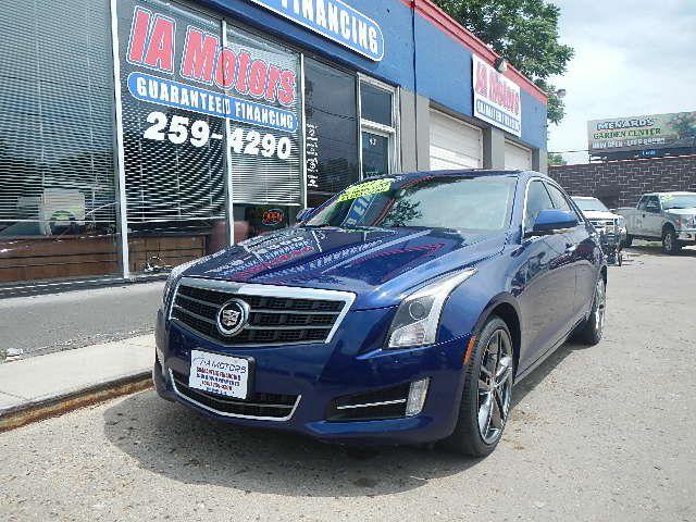 2013 Cadillac ATS  - IA Motors
