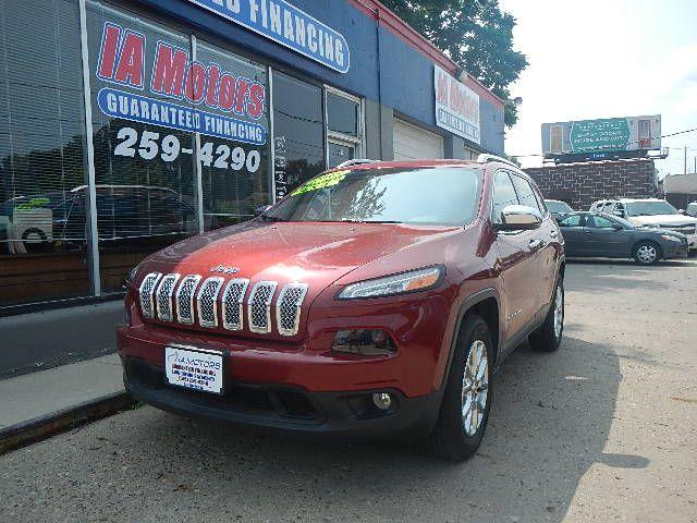 2016 Jeep Cherokee  - IA Motors