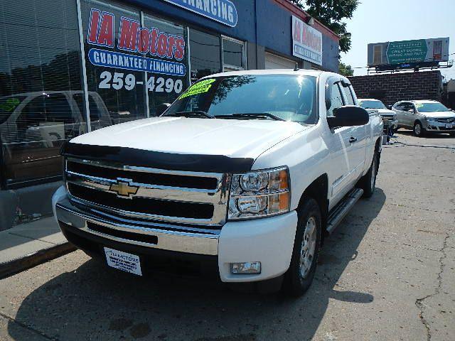 2010 Chevrolet Silverado 1500  - IA Motors