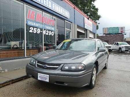 2004 Chevrolet Impala  for Sale  - 10993  - IA Motors