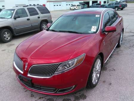 2014 Lincoln MKS ECOBOOST AWD for Sale  - 10701  - IA Motors