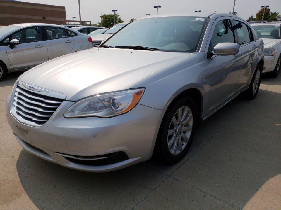 2012 Chrysler 200  - IA Motors