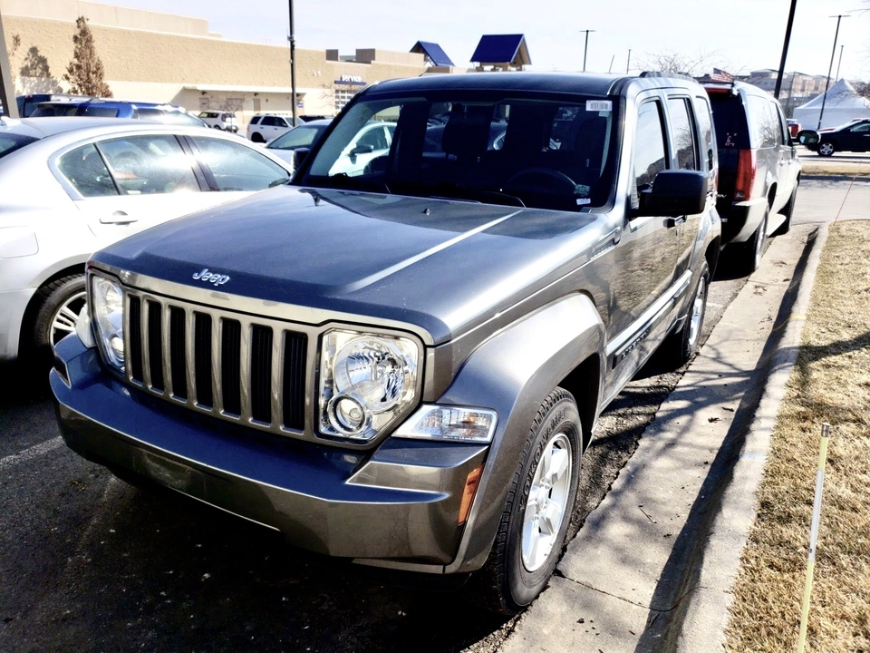 2012 Jeep Liberty  - IA Motors