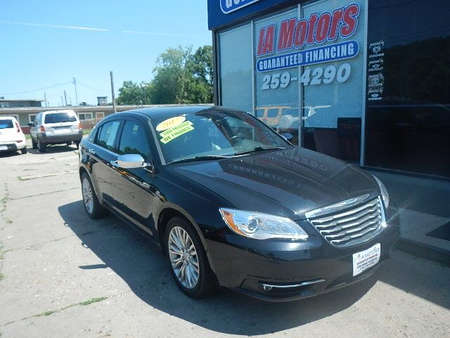 2012 Chrysler 200 LIMITED for Sale  - 10299  - IA Motors