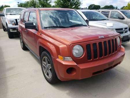 2009 Jeep Patriot SPORT 4WD for Sale  - 10515  - IA Motors