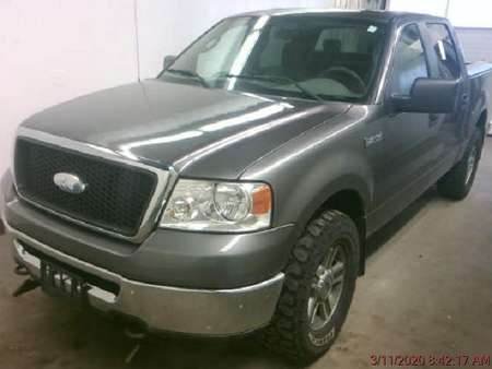 2007 Ford F-150 SUPERCREW 4WD for Sale  - 10696  - IA Motors