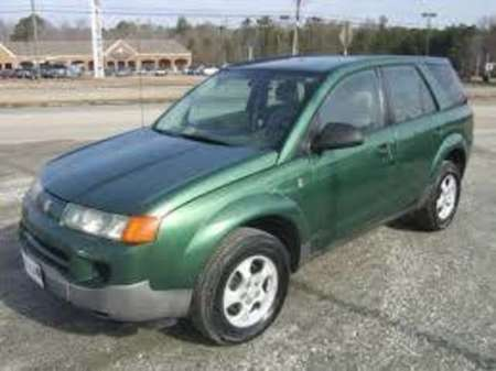 2003 Saturn VUE AWD for Sale  - 10728  - IA Motors