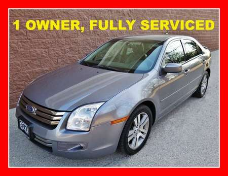 2007 Ford Fusion SE for Sale  - P572  - Okaz Motors