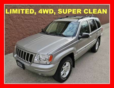 2000 Jeep Grand Cherokee Limited 4WD for Sale  - P568  - Okaz Motors