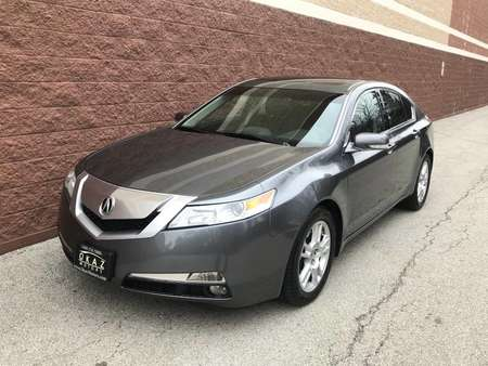 2010 Acura TL Tech 18 Wheels 2WD for Sale  - AP555  - Okaz Motors