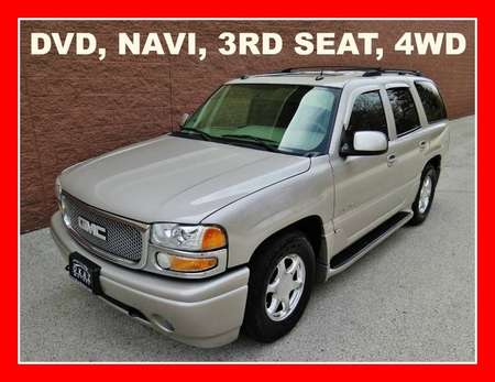 2004 GMC Yukon Denali AWD for Sale  - P577  - Okaz Motors