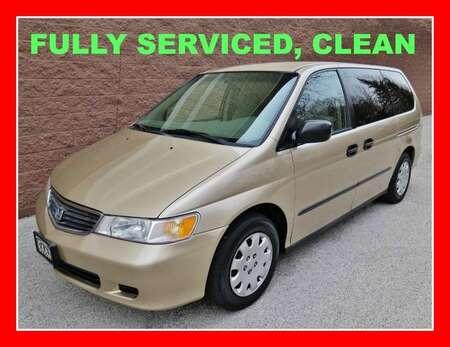 1999 Honda Odyssey LX for Sale  - P566  - Okaz Motors
