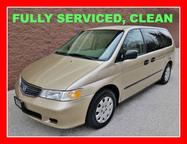1999 Honda Odyssey  - Okaz Motors
