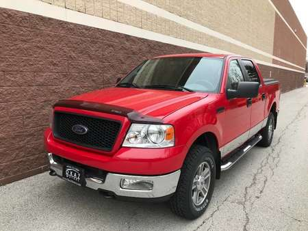 2005 Ford F-150 XLT 4WD SuperCrew for Sale  - AP559  - Okaz Motors