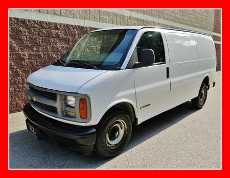 1998 Chevrolet Chevy Cargo Van YF7 for Sale  - P591  - Okaz Motors