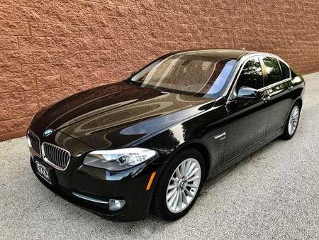 2012 BMW 5 Series 535i xDrive NAVIGATION/FULL OPTION AWD for Sale  - P613  - Okaz Motors