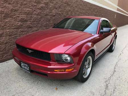 2007 Ford Mustang Deluxe for Sale  - AP582  - Okaz Motors
