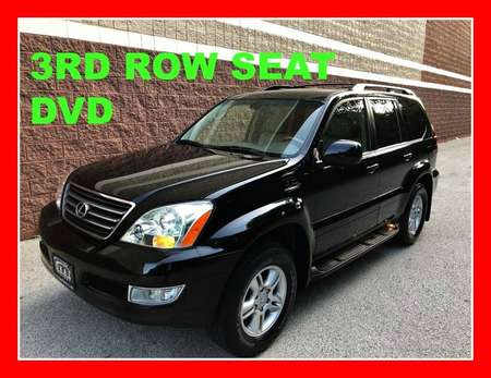 2003 Lexus GX 470 DVD - 3RD ROW 4WD for Sale  - P574  - Okaz Motors