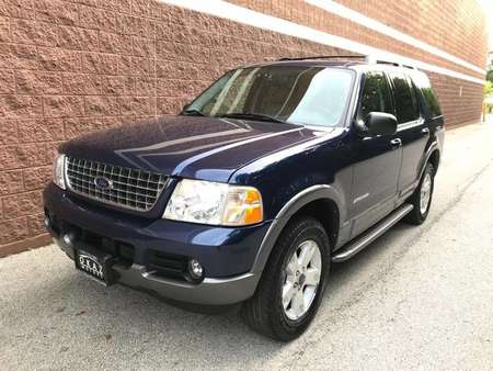 2005 Ford Explorer XLT 4WD for Sale  - AP587  - Okaz Motors