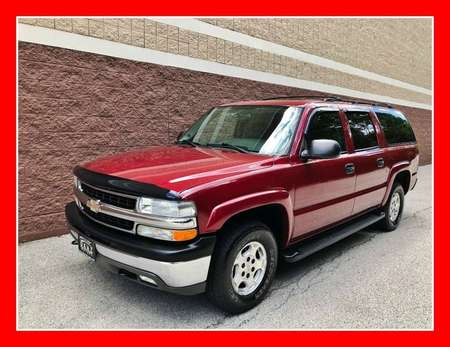 2006 Chevrolet Suburban LS 4WD for Sale  - T538  - Okaz Motors