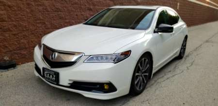 2015 Acura TLX V6 Tech AWD for Sale  - AP596  - Okaz Motors