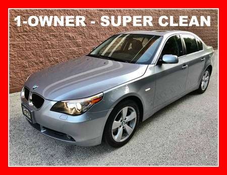 2006 BMW 5 Series 1-OWNER AWD for Sale  - P623  - Okaz Motors