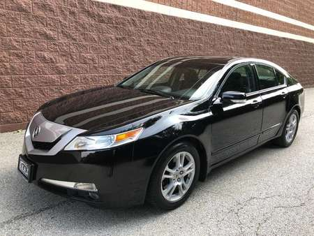 2009 Acura TL Tech 2WD for Sale  - AP599  - Okaz Motors