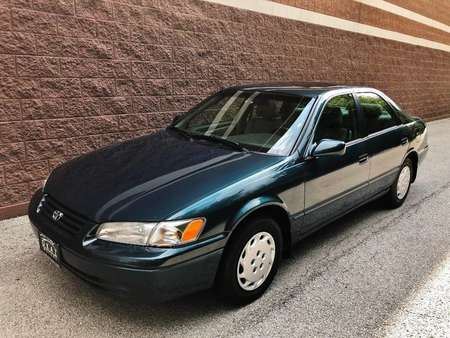 1998 Toyota Camry LE for Sale  - T539  - Okaz Motors