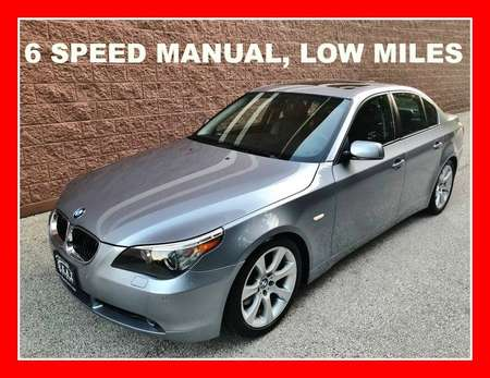 2006 BMW 5 Series 6 SPEED for Sale  - P622  - Okaz Motors