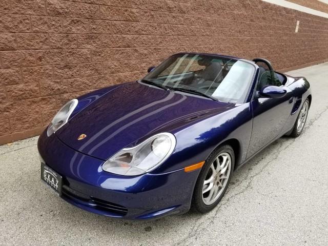 2003 Porsche Boxster  - Okaz Motors