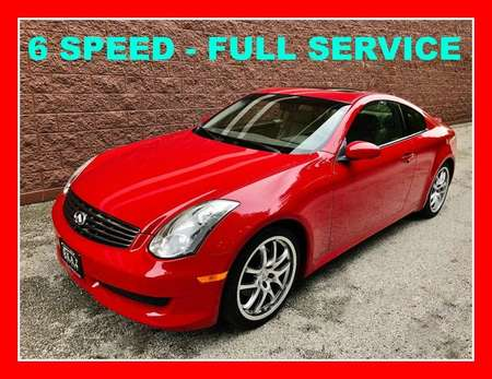 2006 Infiniti G35 Coupe 6 SPEED MANUAL for Sale  - P630  - Okaz Motors