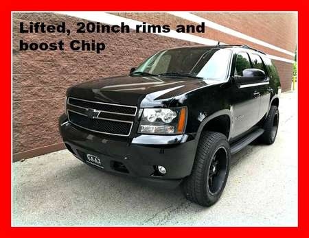 2009 Chevrolet Tahoe LT w/1LT 4WD for Sale  - AP606  - Okaz Motors