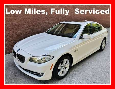 2013 BMW 5 Series 528i xDrive AWD for Sale  - P633  - Okaz Motors