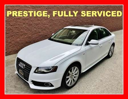 2012 Audi A-4 2.0T Prestige for Sale  - P649  - Okaz Motors