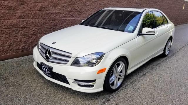 2012 Mercedes-Benz C-Class  - Okaz Motors