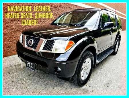 2005 Nissan Pathfinder LE 4WD for Sale  - FP006  - Okaz Motors
