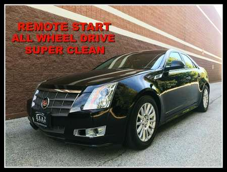 2010 Cadillac CTS Luxury AWD for Sale  - FP007  - Okaz Motors