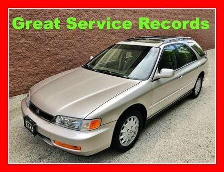 1997 Honda Accord Wgn Wagon EX for Sale  - P628  - Okaz Motors